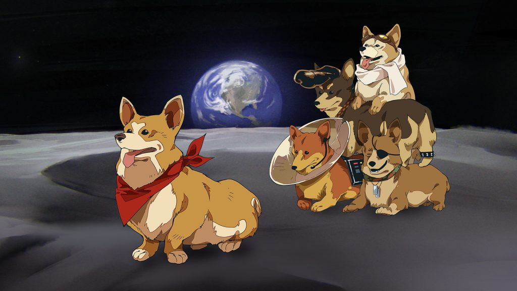 Doge Space Dogs