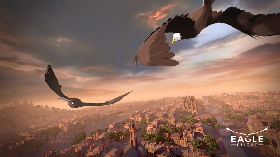Eagle Flight VR